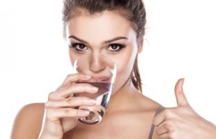Disidratazione: un pericolo che si corre anche in inverno